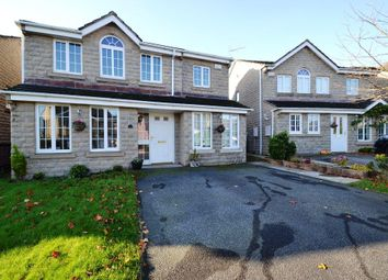 Thumbnail 4 bed detached house for sale in Grady Close, Idle, Bradford