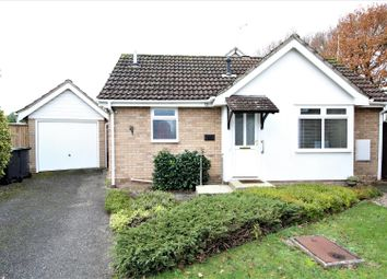 Thumbnail 1 bedroom semi-detached bungalow for sale in Farriers Road, Stowmarket