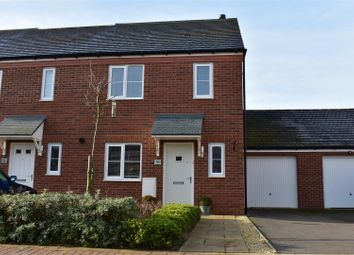 Thumbnail 3 bed semi-detached house for sale in Linnet Road, Bodicote, Banbury