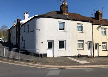 Thumbnail 1 bed terraced house to rent in Dryden Road, Exeter