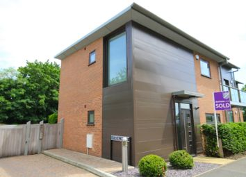 Thumbnail 3 bed semi-detached house to rent in Henley Gate, Reading Road, Henley-On-Thames