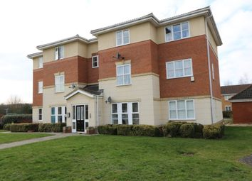 Thumbnail 2 bed flat to rent in Gillespie Close, Bedford, Bedfordshire