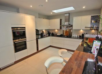 Thumbnail 4 bed end terrace house for sale in Beverley Close, Weybridge