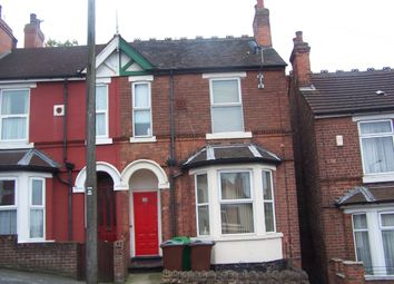 3 bed terraced house to rent in St. Bartholomews Road, Nottingham NG3