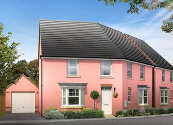 "Thumbnail 4 bedroom detached house for sale in ""Ashtree"" at Wonastow Road, Monmouth"