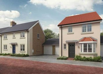 "Thumbnail 3 bedroom property for sale in ""The Elmswell"" at Wagtail Drive, Stowmarket"