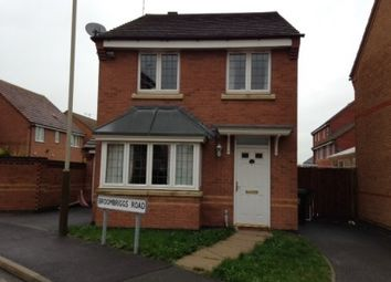 Thumbnail 3 bed detached house to rent in 1, Broombriggs Road, Glenfield
