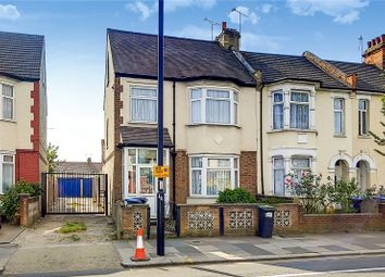 Thumbnail 3 bed terraced house for sale in Hertford Road, Edmonton, London
