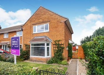 Thumbnail 3 bed end terrace house for sale in Harvey Kent Gardens, Bardney