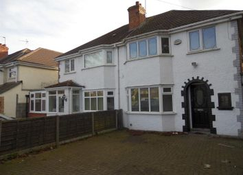 Thumbnail 3 bed property to rent in Druids Lane, Kings Norton, Birmingham
