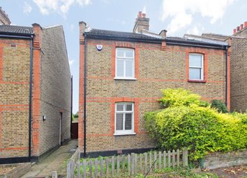 Thumbnail 2 bed semi-detached house for sale in Blandford Avenue, Beckenham