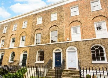Thumbnail 4 bed terraced house for sale in Tredegar Square, London