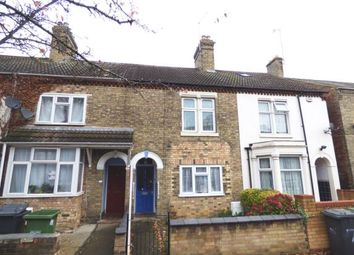 Thumbnail 3 bed terraced house for sale in Manor House Street, Peterborough, Cambridgeshire