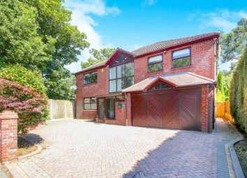 Thumbnail 5 bed detached house for sale in Croft Road, Wilmslow, Cheshire