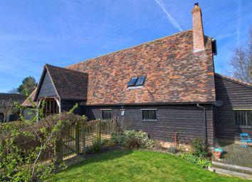 Thumbnail 4 bedroom detached house for sale in High Street, Foxton, Cambridge