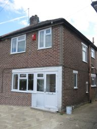 Thumbnail 4 bed semi-detached house to rent in Chaucer Avenue, Hayes
