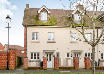 Thumbnail 3 bed town house for sale in Shears Drive, Amesbury, Salisbury