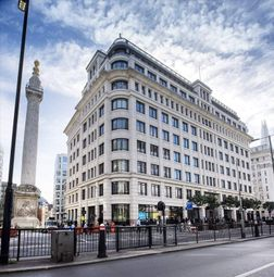 Thumbnail Serviced office to let in King William Street, London
