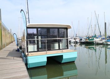 Thumbnail 2 bed houseboat for sale in North Hyde Gardens, Hayes, Middlesex