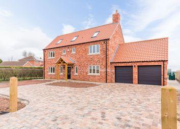 Thumbnail 6 bed property for sale in 5 Thorpe Farm, Thorpe Street, Headon, Retford