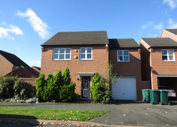 Thumbnail Detached house for sale in Anglian Way, Coventry