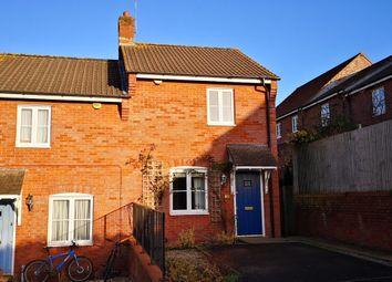 Thumbnail 2 bed semi-detached house to rent in Honeymead Lane, Sturminster Newton, Dorset
