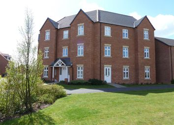 Thumbnail 2 bed flat for sale in The Marish, Chase Meadow Square, Warwick