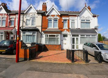 Thumbnail 3 bed terraced house to rent in Rotton Park Road, Birmingham