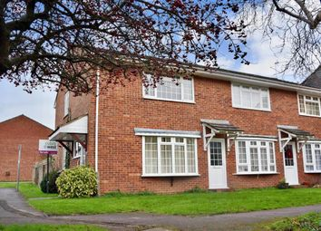 Thumbnail 2 bed end terrace house for sale in Juxon Close, Chichester, West Sussex