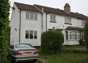 Thumbnail 1 bed semi-detached house to rent in Edward Road, Kennington, Oxford