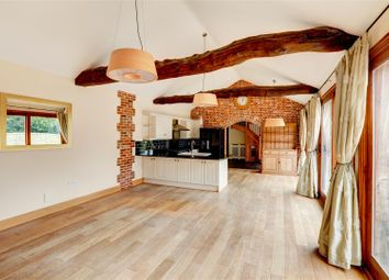 Thumbnail 4 bed barn conversion for sale in Blofield Heath, Norwich