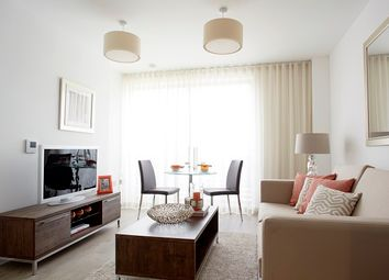 Thumbnail 2 bed flat for sale in London Road, Stevenage, Hertfordshire