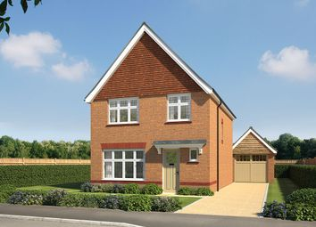 "Thumbnail 2 bed detached house for sale in ""Warwick Lifestyle"" at Sugworth Crescent, Radley, Abingdon"