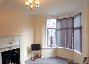 Thumbnail 4 bed terraced house to rent in Braithwaite Street, Blackpool