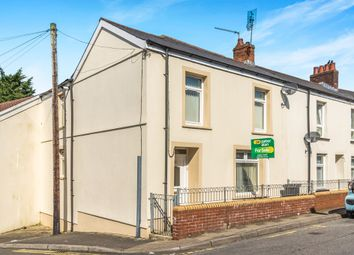 Thumbnail 3 bed end terrace house for sale in Pant Road, Dowlais, Merthyr Tydfil