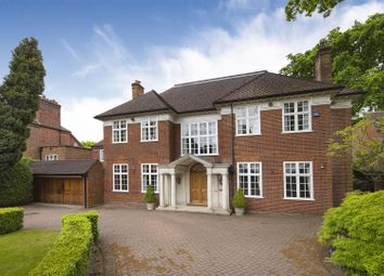 Thumbnail 6 bed detached house to rent in Compton Avenue, Kenwood