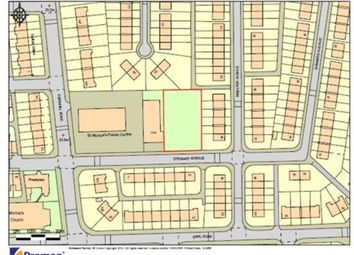 Thumbnail Land for sale in Stewart Avenue, Bootle