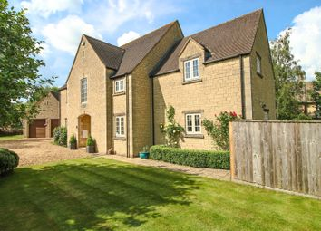 Thumbnail 5 bed detached house for sale in Lancaster Drive, Upper Rissington