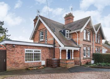 3 bed semi-detached house for sale in Gainsborough Road, Winthorpe, Newark NG24