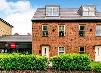 Thumbnail 4 bed town house for sale in Rosemount Close, Ackworth, Pontefract