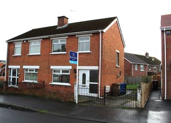 Thumbnail 3 bedroom semi-detached house to rent in Orangefield Avenue, Orangefield, Belfast