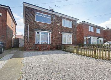 Thumbnail 2 bed semi-detached house for sale in Cradley Road, Hull