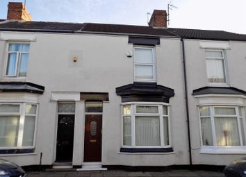 Thumbnail 2 bed terraced house for sale in Romney Street, Middlesbrough