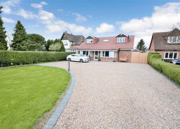 Thumbnail 4 bed detached house for sale in Tollerton Lane, Tollerton, Nottingham