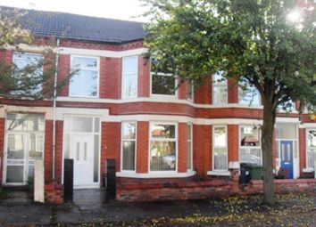 Thumbnail 4 bed terraced house to rent in Mount Road, Tranmere, Wirral