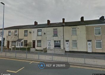 Thumbnail 3 bed terraced house to rent in Manchester Road East, Manchester