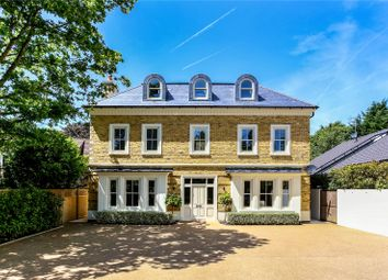 Thumbnail 5 bedroom detached house for sale in Kingston Hill, Kingston Upon Thames