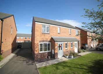 Thumbnail 3 bed semi-detached house for sale in Rondel Street, Shrewsbury