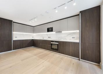 Thumbnail 3 bed flat for sale in Elms Road, London