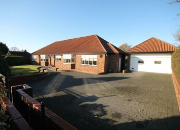 Thumbnail 5 bedroom detached bungalow for sale in Dicconson Lane, Westhoughton, Bolton, Lancashire.